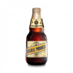 Cerveja Negra Modelo Long Neck 355ml