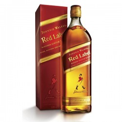 Johnnie Walker Red Label - 1L