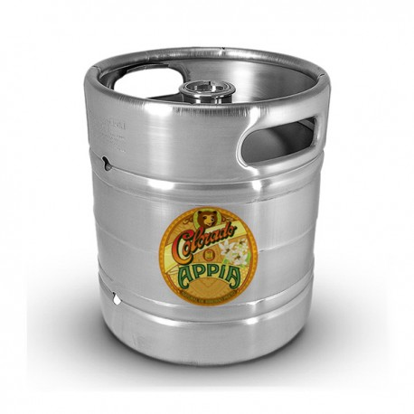 CHOPP COLORADO APPIA - BARRIL 30 LITROS