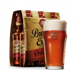 KIT BRAHMA EXTRA RED LAGER