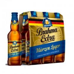 Cerveja Brahma Extra Marzen Oktoberfest 355ml
