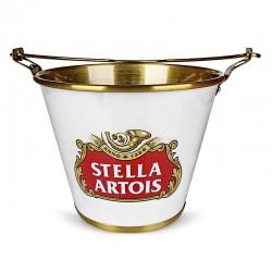 Balde de Cerveja em Alumínio Stella Artois