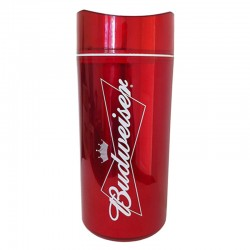 Cervegela Budweiser Litrão