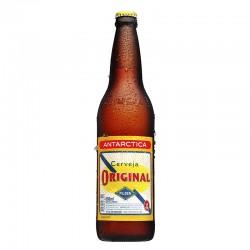 Cerveja Antarctica Original Pilsen 600 ml