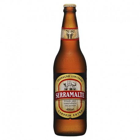 Cerveja Serramalte Pilsen Extra 600 ml