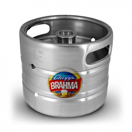 Chopp Brahma - Barril 10 Litros