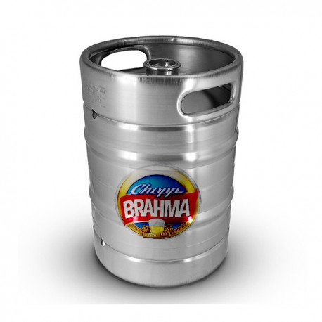 Chopp Brahma - Barril 50 litros