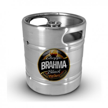 Chopp Brahma Black - Barril 30 Litros