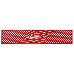 Tapete para bar Budweiser