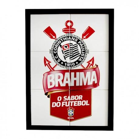 Quadro Corinthians - Brahma