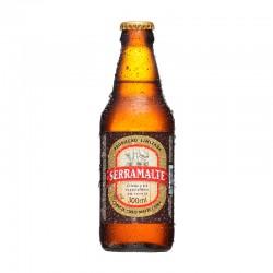 Cerveja Serramalte 300 ml