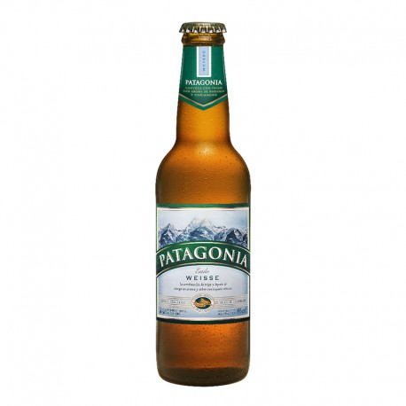 Cerveja Patagonia Weisse Long Neck 355ml