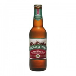 Cerveja Patagonia Amber Lager long neck 355ml