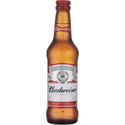 Cerveja Budweiser Long Neck 330 ml