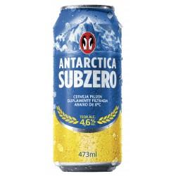Cerveja Antarctica Sub Zero Lata 473 ml