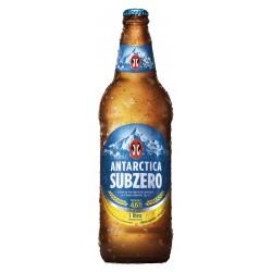Cerveja Antarctica Sub Zero Tipo Pilsen 1 Litro