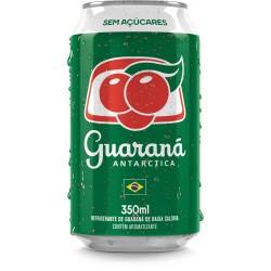 Guaraná Antarctica zero 350 ml