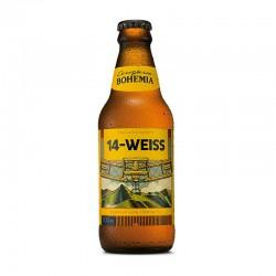 Cerveja Bohemia 14 Weiss 300ml