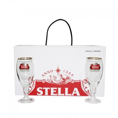 Kit Taças Stella Artois