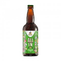 CERVEJA FARRA BIER ALL IN IPA 500ML