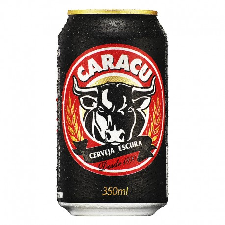 Cerveja Caracu Lata 350 ml