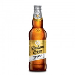Cerveja Brahma Extra Weiss Long Neck