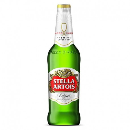 STELLA ARTOIS ONE WAY 550ML