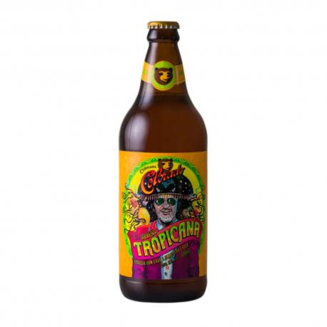 Cerveja Colorado Morena Tropicana 600ml